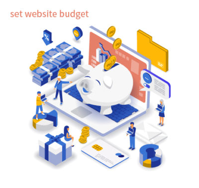How to set your website budget?